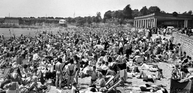 Barry Island 1967.  I was there!