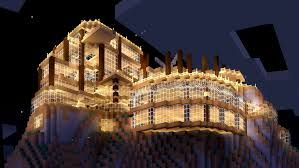 coolest minecraft house ive ever seen!!!!!!!!!!!!!!!!!!!!!!!!