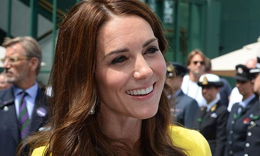 Kate Middleton shines in recycled Roksanda Ilincic dress for Wimbledon appearance