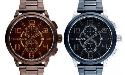 """İlkbaharın Canlı Renkleri """"Escape Watches"""" ile Bilekleri Süslüyor... İsviçre merkezli saat markası """"Escape Watches""""un Riviera Koleksiyonu, akdeniz sahillerini çağrıştıran renkli saat modelleriyle dikkat çekiyor."""