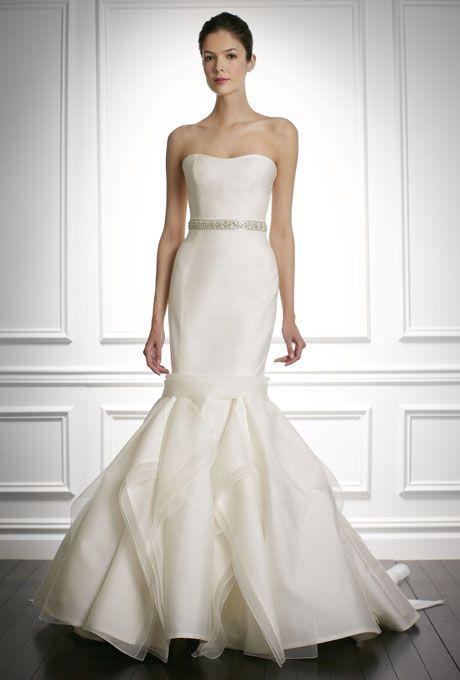 Brides: Carolina Herrera - Fall 2013