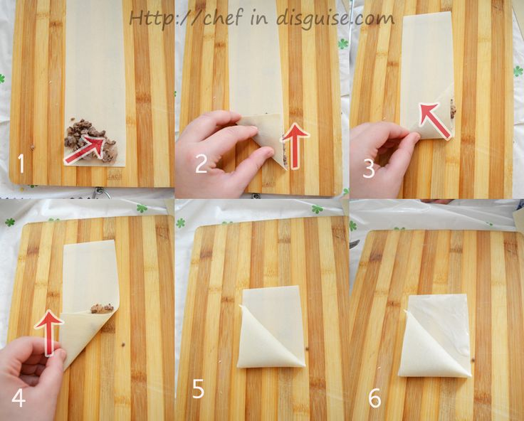 how to fold samosa - Google Search