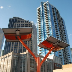 Spotlight Solar. Beautiful solar structures. - Solar that looks like sculpture