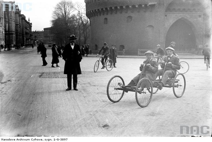 Kraków, 1925.