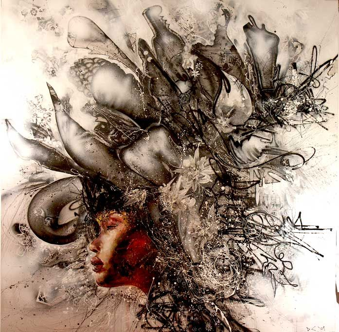 David Choe ( i need to research his other stuff)