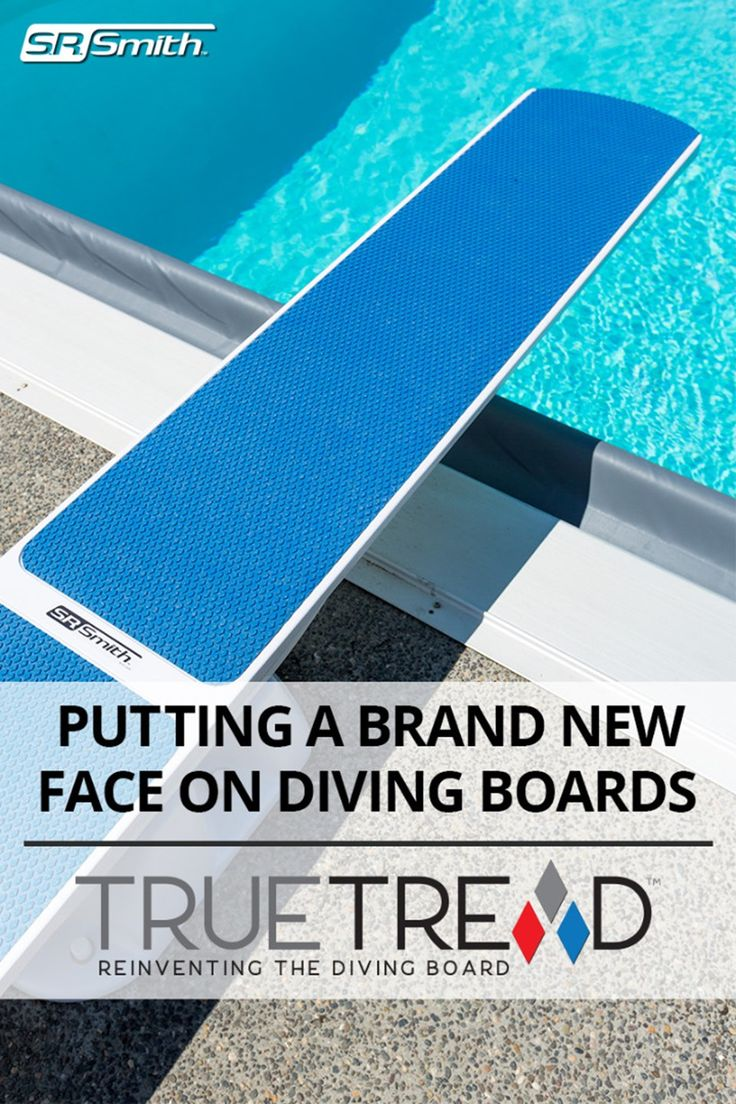 Putting a Brand New Face on Diving Boards