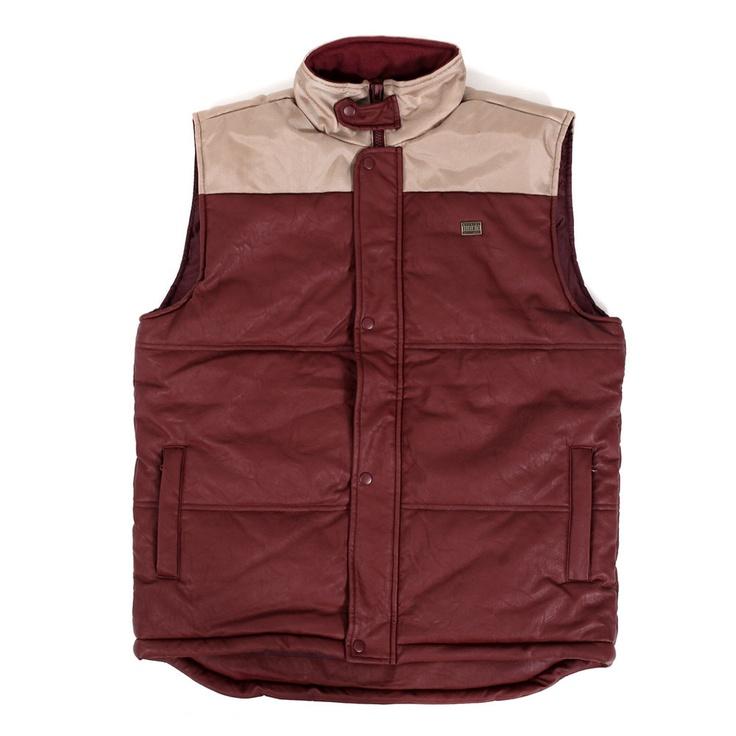 vest update for winter mens