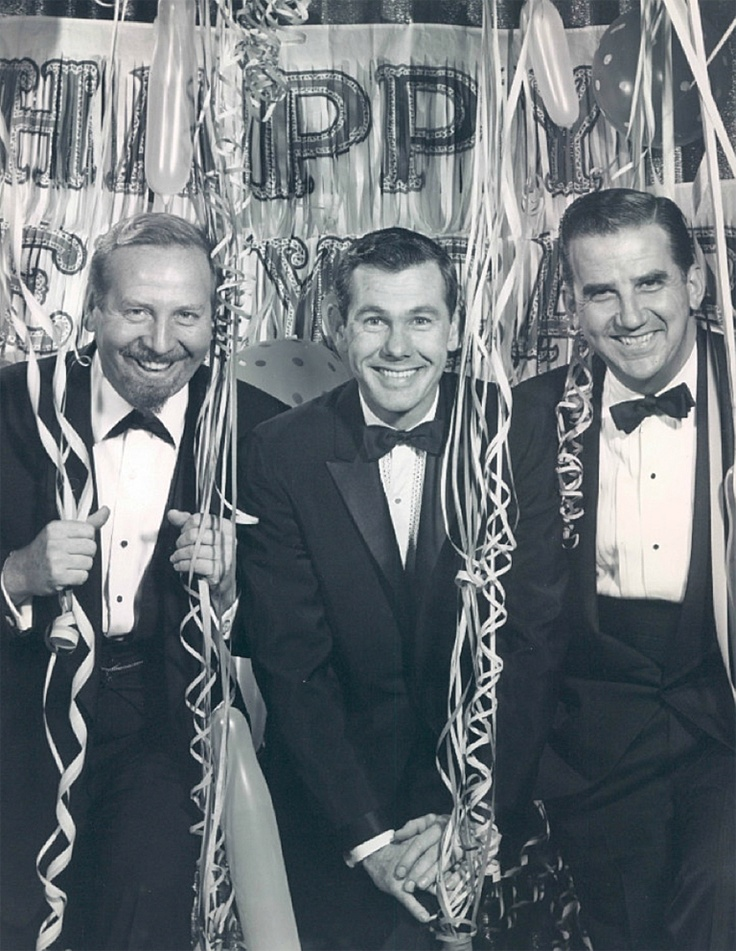 The Tonight Show — New Year's Eve, 1962 — Skitch Henderson (conductor), Johnny Carson & Ed McMahon