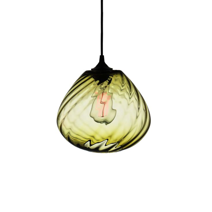 """Twisters Olive H. 8 """" D. 9.8 """" Twisters Olivo A. 20.5 cm D. 25 cm"""