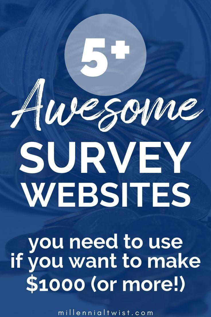 Make Money With Surveys – Make Money Online