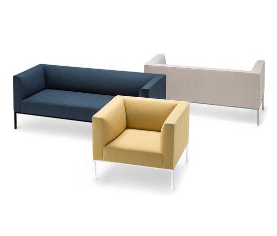 Sofas | Seating | Raglan | Andreu World | Cazzaniga- Piergiorgio. Check it out on Architonic