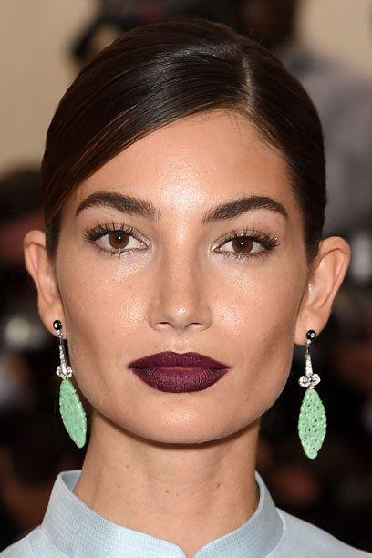 Make-up Trends 2015: 5 Tipps, wie Sie die neuen Rotwein-Lippen tragen