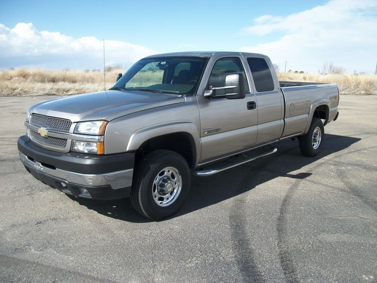 2003 Chezy | 2003 Chevy Silverado Extended Cab Exterior · picture of 2003