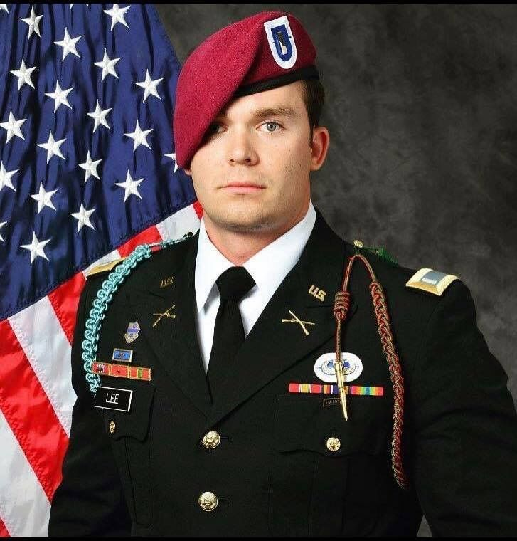 Still heartbroken that it has been two weeks since Weston Lee passed away while serving in Iraq protecting our country. I remember when you used to approach me and my brothers in the school hallways asking if you can talk to our father who served in the military for some advice before you joined. Today, I will say my final goodbyes to you before you are to be laid to rest at Arlington National Cemetery. You will always be my American hero. Rest In Peace.