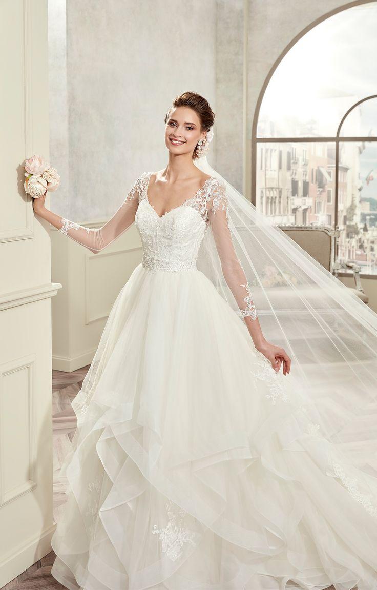 Wedding Dress Colet COAB17275 2017