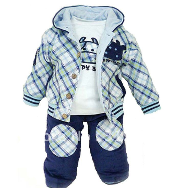 Cow Baby Boy Clothes - http://www.ikuzobaby.com/cow-baby-boy-clothes/