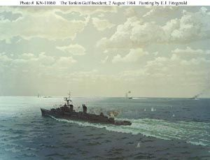 1964 The Gulf of Tonkin Incident: US pretends to get attacked in order to gain support for Vietnam war.