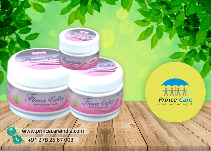 #FlowerValley #MoisturizingCream nourishes and protects your #skin daily with Certified Organic #AloeVera all over, enriched with herbal extracts and vitamin E. http://bit.ly/2gpXvGo
