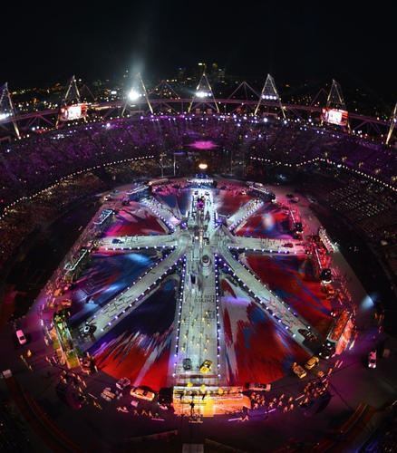 London 2012: Closing ceremony the after-party to end all after-parties - thestar.com