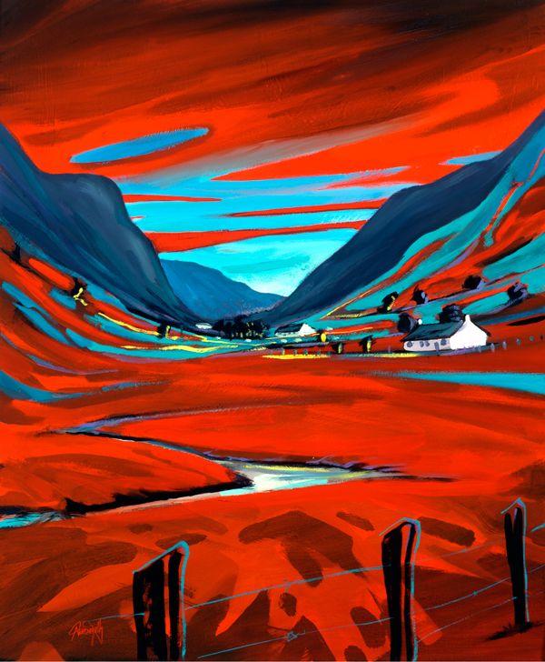 Scott Naismith : Glencoe: my favourite place to visit ♥