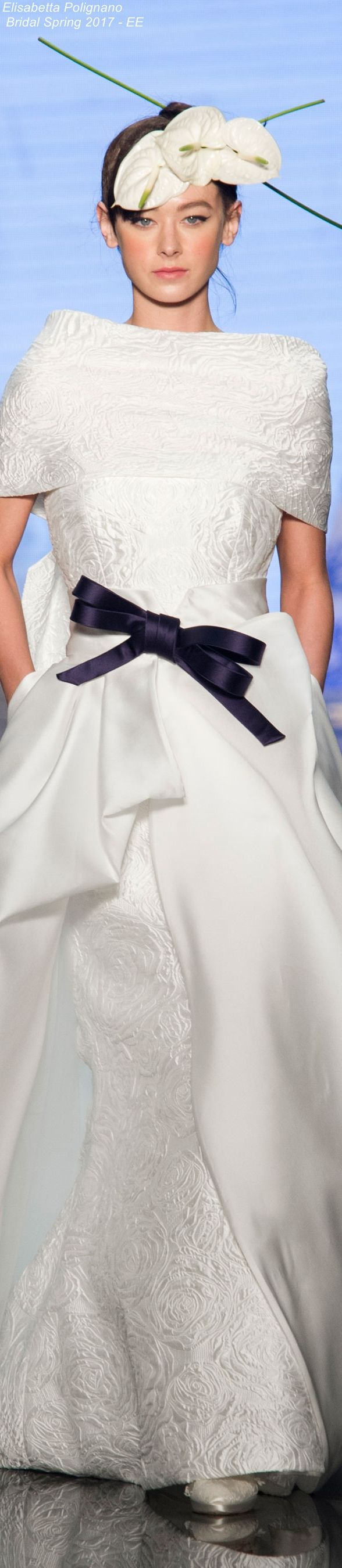 Elisabetta Polignano  Bridal Spring 2017 - E