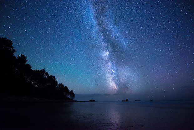 As a photographer, there is nothing more intriguing to me than the unknown. What's out there and where will it lead me on my next adventure under the stars
