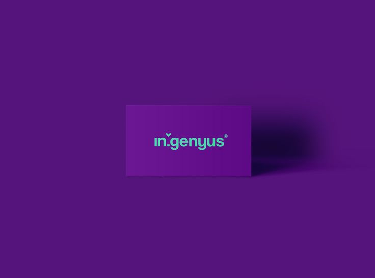 .ıngenyus | Branding on Behance