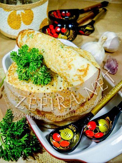 Блины из картофельного пюре — рецепт на молоке-домашние рецепты с фото