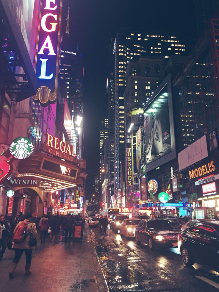 So pretty! #nyc #newyork #biglights