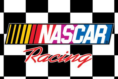 The Nascar logo is a simple design with mainly type. The type is slightly skewed forward to give the sense of the high speed motoring and the box the type is inside of gives the same sense.
