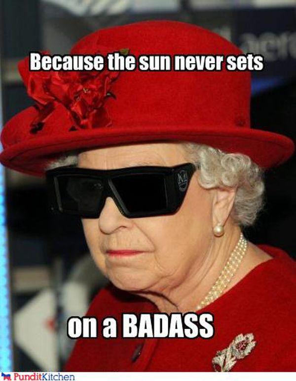 Community Post: 9 Best Queen Elizabeth Memes