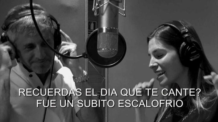 Sergio Dalma - La Cosa Más Bella (feat. Leire de la Oreja de van Gogh)  Contigo SIEMPRE es un súbito escalofrío.