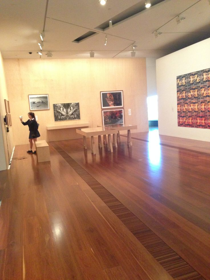 Sue Ford exhibition - 2014 Exhibition space National Gallery of Victoria, Australia (NGVA)