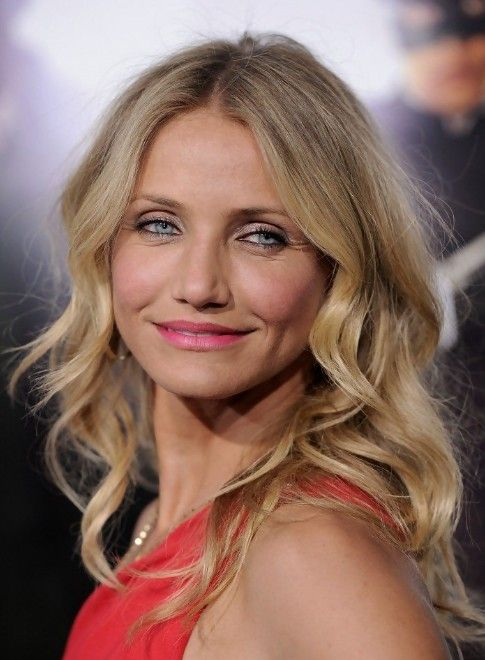 Frisuren Fur Frauen Uber 40 Cameron Diaz Cameron Hair