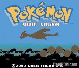 Pokemon Silver ROM Download for Gameboy Color / GBC - CoolROM.com