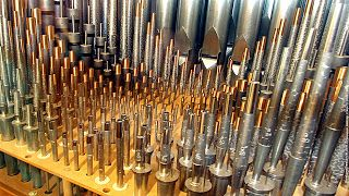 Blog: Tom's Enterprise: Complete Organ Works Volumes 1-11 by Johann S. Bac...