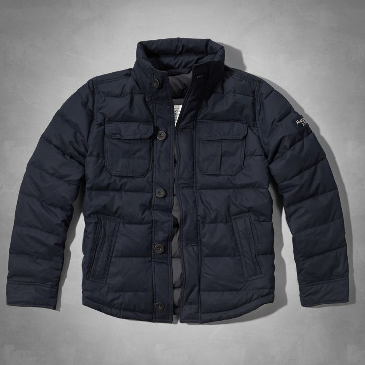 Mens Keene Valley Jacket | Mens Sale | eu.Abercrombie.com