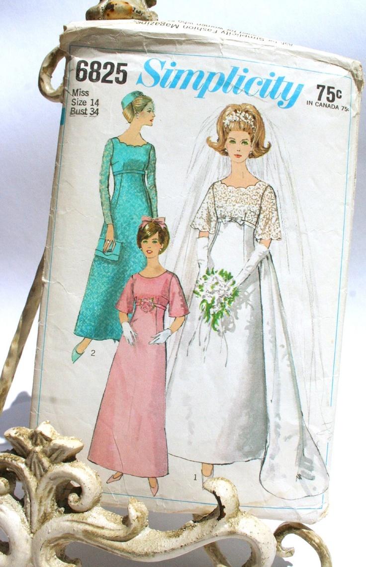 99 besten Vintage Wedding Patterns Bilder auf Pinterest ...
