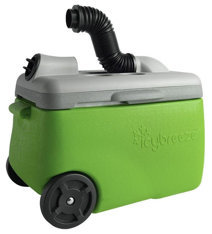 38 Qt. Portable Air Conditioner & Cooler Flurry