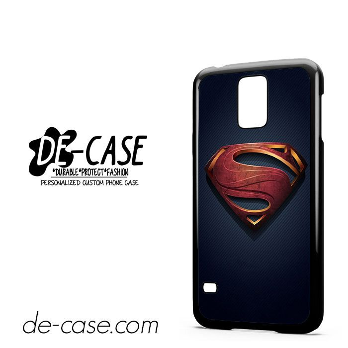 Man Of Steel Suit DEAL-6826 Samsung Phonecase Cover For Samsung Galaxy S5 / S5 Mini