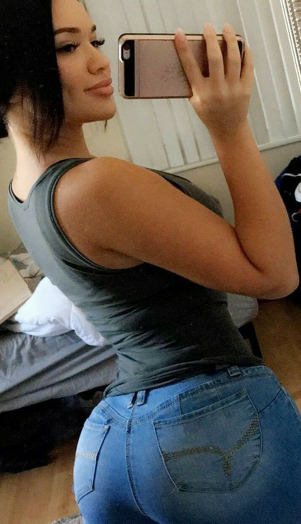 Pin By Tony Sptty On Big Butt In Jeans Selfie  In 2019 -5253