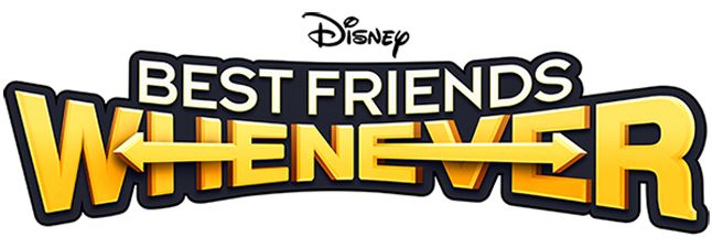 Best Friends Whenever | Disney Channel