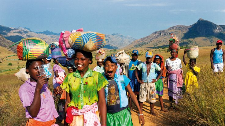 Μαδαγασκάρη: Βανίλια-trip με τον Στέλιο Παρλιάρο