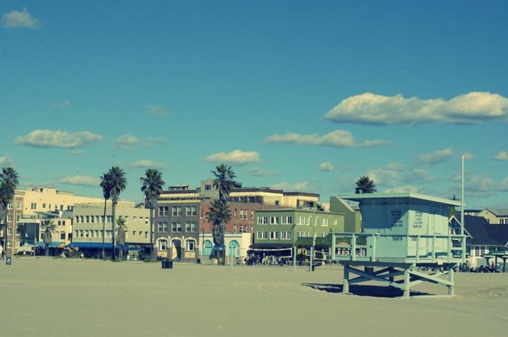 Venice Beach Boardwalk in Winter | Gritty Seaside Culture @AFAR #venicebeach #LA