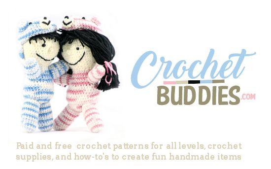Crocheted Buddies