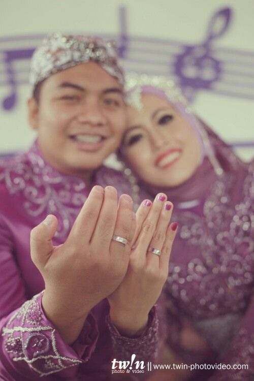 Wedding rings.. Photo by febriansyah selamat pribadi