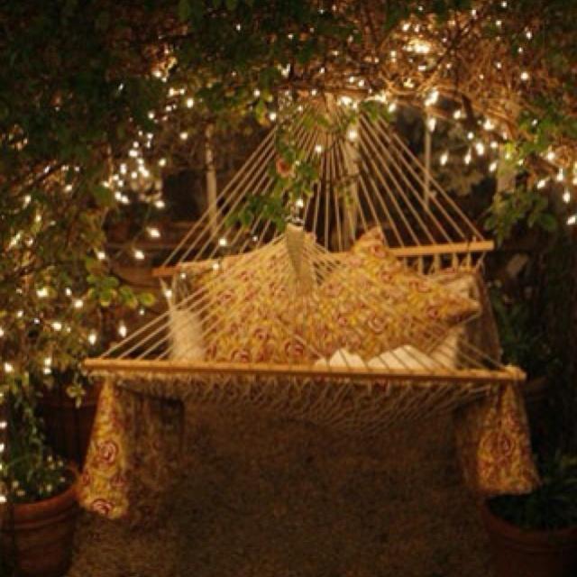 Backyard Twinkle Lights: 52 Best Magical Bedrooms Images On Pinterest