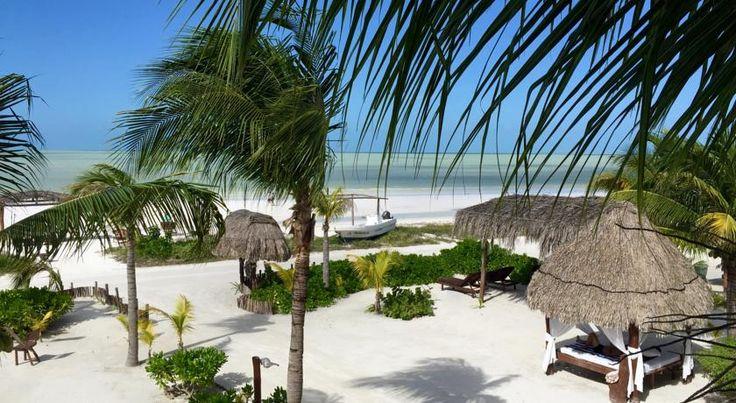Booking.com: Hotel Palapas del Sol - Isla Holbox, México