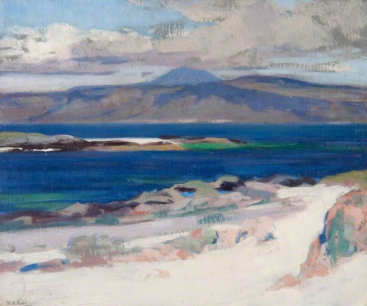 Francis Campbell Bolleau