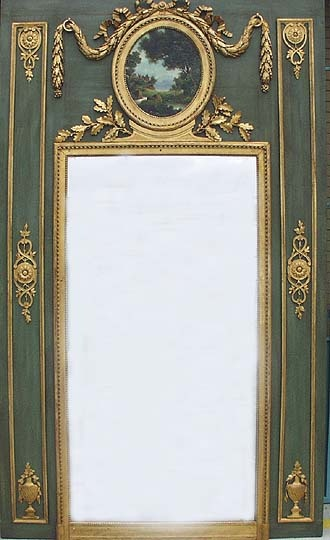 Trumeau - late 18th century, Louis XVI style